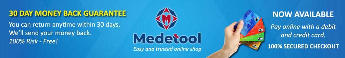 Medetool banner