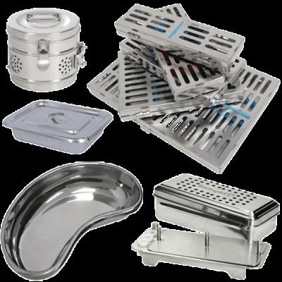Hollowares & Sterilizing Instrument